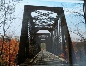 Trussell bridge